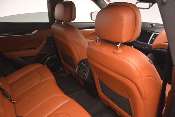 Used 2018 Maserati Levante Q4 for sale Sold at Rolls-Royce Motor Cars Greenwich in Greenwich CT 06830 28