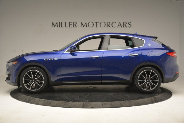 Used 2018 Maserati Levante Q4 for sale Sold at Rolls-Royce Motor Cars Greenwich in Greenwich CT 06830 3