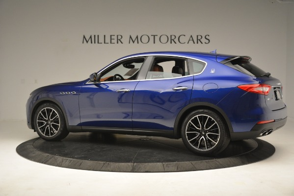 Used 2018 Maserati Levante Q4 for sale Sold at Rolls-Royce Motor Cars Greenwich in Greenwich CT 06830 4