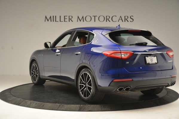 Used 2018 Maserati Levante Q4 for sale Sold at Rolls-Royce Motor Cars Greenwich in Greenwich CT 06830 5
