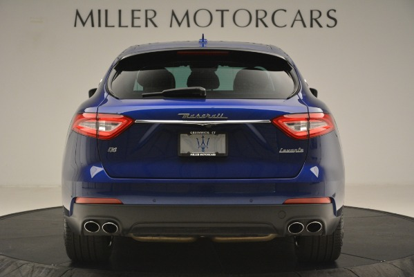 Used 2018 Maserati Levante Q4 for sale Sold at Rolls-Royce Motor Cars Greenwich in Greenwich CT 06830 6