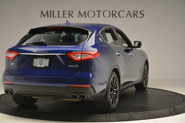 Used 2018 Maserati Levante Q4 for sale Sold at Rolls-Royce Motor Cars Greenwich in Greenwich CT 06830 7