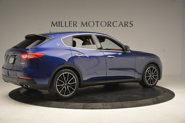 Used 2018 Maserati Levante Q4 for sale Sold at Rolls-Royce Motor Cars Greenwich in Greenwich CT 06830 8
