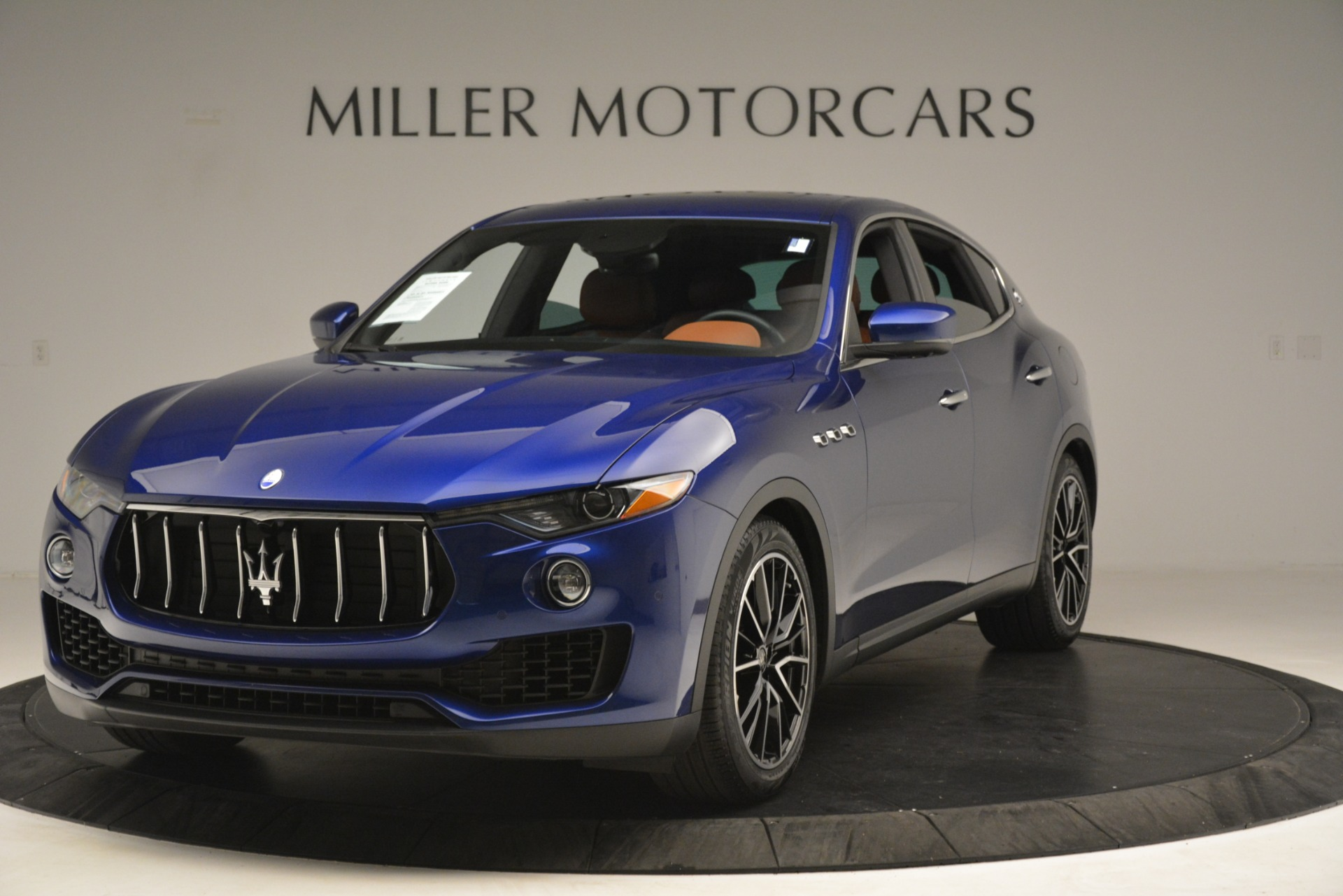 Used 2018 Maserati Levante Q4 for sale Sold at Rolls-Royce Motor Cars Greenwich in Greenwich CT 06830 1