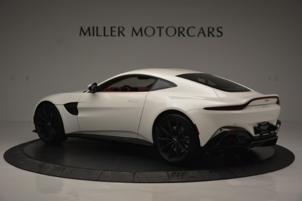 New 2019 Aston Martin Vantage for sale Sold at Rolls-Royce Motor Cars Greenwich in Greenwich CT 06830 4