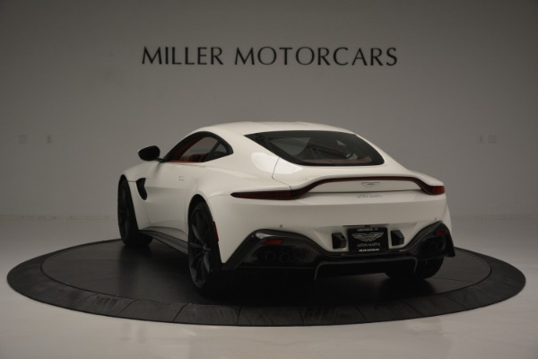 New 2019 Aston Martin Vantage for sale Sold at Rolls-Royce Motor Cars Greenwich in Greenwich CT 06830 5