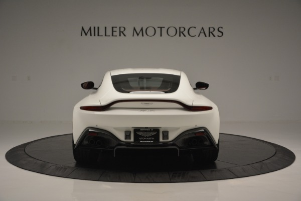 New 2019 Aston Martin Vantage for sale Sold at Rolls-Royce Motor Cars Greenwich in Greenwich CT 06830 6