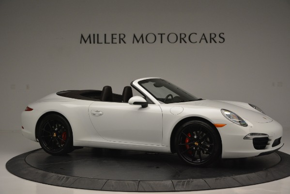 Used 2015 Porsche 911 Carrera S for sale Sold at Rolls-Royce Motor Cars Greenwich in Greenwich CT 06830 10