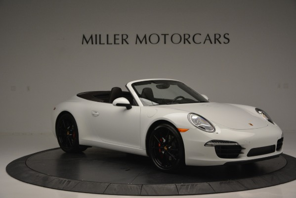 Used 2015 Porsche 911 Carrera S for sale Sold at Rolls-Royce Motor Cars Greenwich in Greenwich CT 06830 11