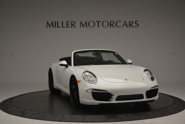 Used 2015 Porsche 911 Carrera S for sale Sold at Rolls-Royce Motor Cars Greenwich in Greenwich CT 06830 12