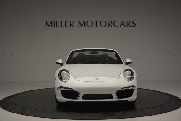 Used 2015 Porsche 911 Carrera S for sale Sold at Rolls-Royce Motor Cars Greenwich in Greenwich CT 06830 13