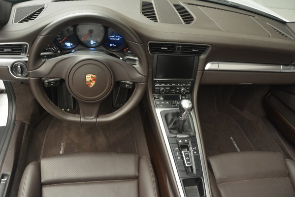 Used 2015 Porsche 911 Carrera S for sale Sold at Rolls-Royce Motor Cars Greenwich in Greenwich CT 06830 15