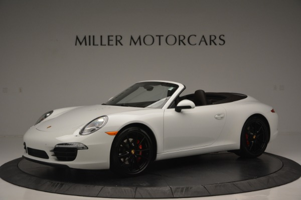 Used 2015 Porsche 911 Carrera S for sale Sold at Rolls-Royce Motor Cars Greenwich in Greenwich CT 06830 2