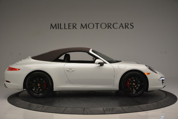 Used 2015 Porsche 911 Carrera S for sale Sold at Rolls-Royce Motor Cars Greenwich in Greenwich CT 06830 26