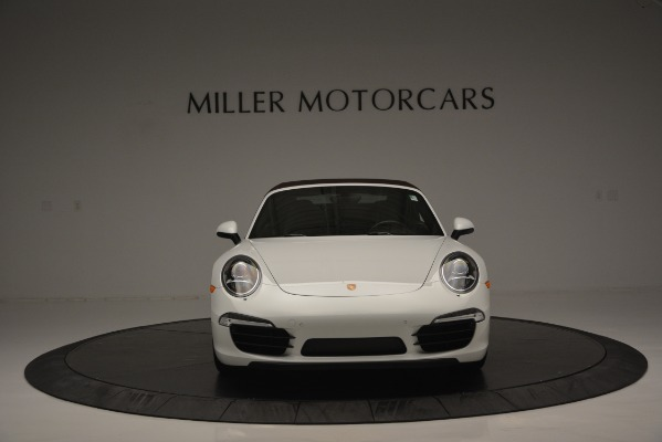 Used 2015 Porsche 911 Carrera S for sale Sold at Rolls-Royce Motor Cars Greenwich in Greenwich CT 06830 28