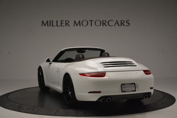 Used 2015 Porsche 911 Carrera S for sale Sold at Rolls-Royce Motor Cars Greenwich in Greenwich CT 06830 5