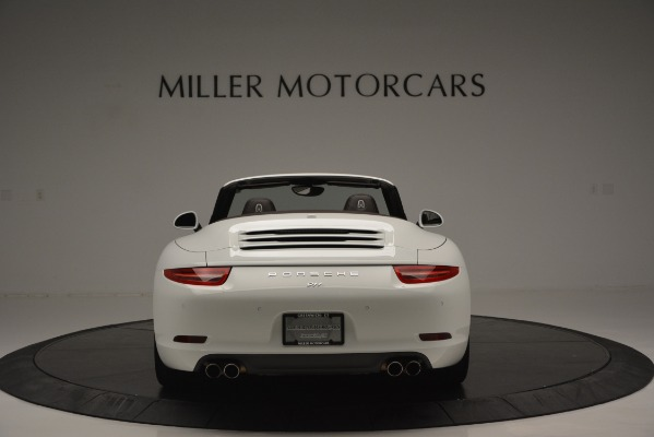 Used 2015 Porsche 911 Carrera S for sale Sold at Rolls-Royce Motor Cars Greenwich in Greenwich CT 06830 6