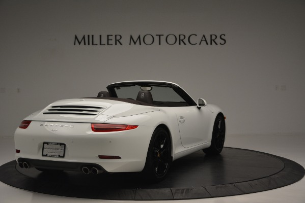 Used 2015 Porsche 911 Carrera S for sale Sold at Rolls-Royce Motor Cars Greenwich in Greenwich CT 06830 7