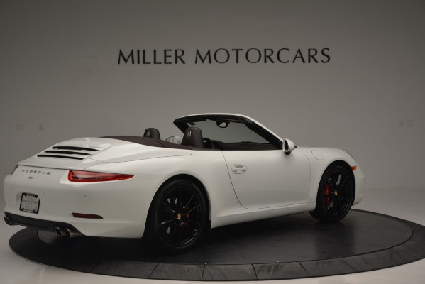 Used 2015 Porsche 911 Carrera S for sale Sold at Rolls-Royce Motor Cars Greenwich in Greenwich CT 06830 8