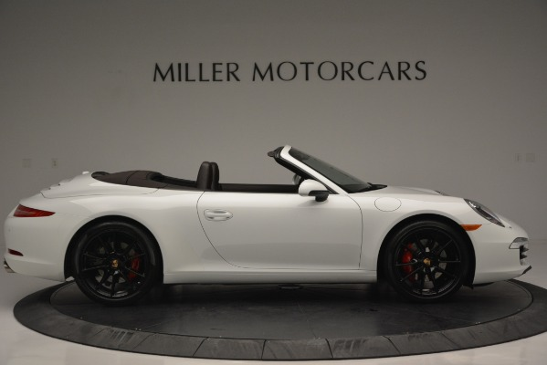 Used 2015 Porsche 911 Carrera S for sale Sold at Rolls-Royce Motor Cars Greenwich in Greenwich CT 06830 9