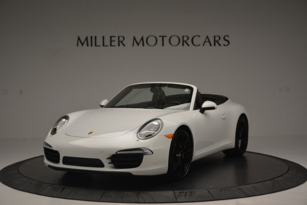 Used 2015 Porsche 911 Carrera S for sale Sold at Rolls-Royce Motor Cars Greenwich in Greenwich CT 06830 1