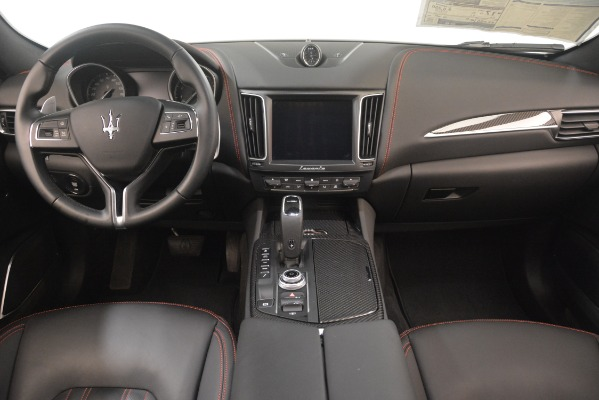 New 2019 Maserati Levante Q4 GranLusso for sale Sold at Rolls-Royce Motor Cars Greenwich in Greenwich CT 06830 16