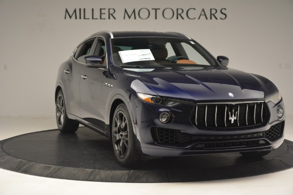 New 2019 Maserati Levante Q4 for sale Sold at Rolls-Royce Motor Cars Greenwich in Greenwich CT 06830 11