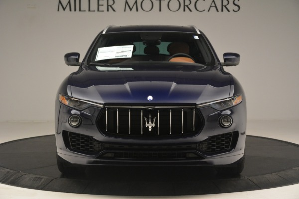 New 2019 Maserati Levante Q4 for sale Sold at Rolls-Royce Motor Cars Greenwich in Greenwich CT 06830 12