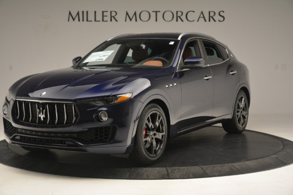 New 2019 Maserati Levante Q4 for sale Sold at Rolls-Royce Motor Cars Greenwich in Greenwich CT 06830 1