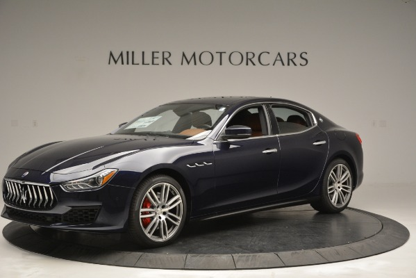 New 2019 Maserati Ghibli S Q4 for sale Sold at Rolls-Royce Motor Cars Greenwich in Greenwich CT 06830 2