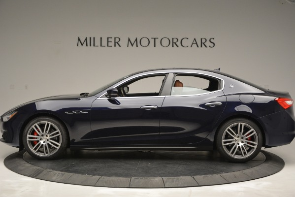 New 2019 Maserati Ghibli S Q4 for sale Sold at Rolls-Royce Motor Cars Greenwich in Greenwich CT 06830 3