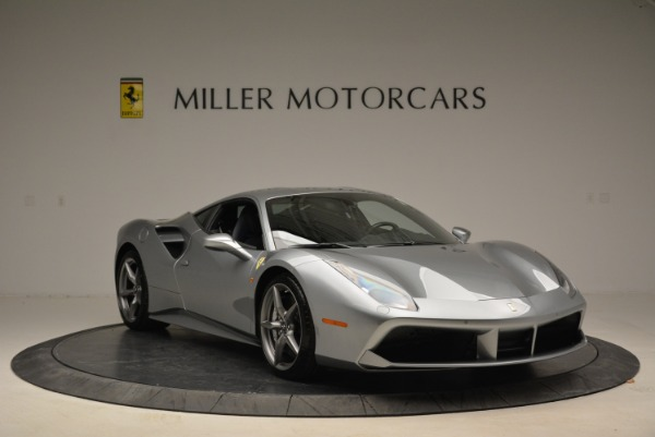 Used 2018 Ferrari 488 GTB for sale Sold at Rolls-Royce Motor Cars Greenwich in Greenwich CT 06830 11