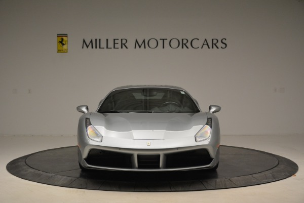 Used 2018 Ferrari 488 GTB for sale Sold at Rolls-Royce Motor Cars Greenwich in Greenwich CT 06830 12