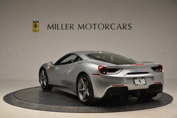 Used 2018 Ferrari 488 GTB for sale Sold at Rolls-Royce Motor Cars Greenwich in Greenwich CT 06830 5