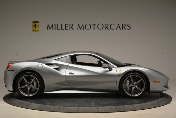 Used 2018 Ferrari 488 GTB for sale Sold at Rolls-Royce Motor Cars Greenwich in Greenwich CT 06830 9
