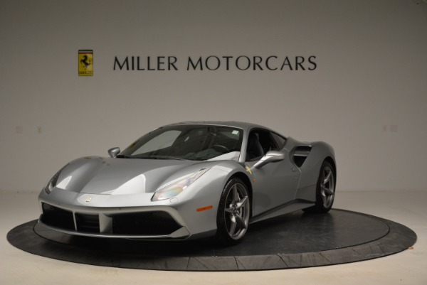 Used 2018 Ferrari 488 GTB for sale Sold at Rolls-Royce Motor Cars Greenwich in Greenwich CT 06830 1