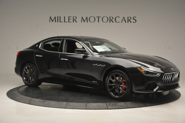 New 2019 Maserati Ghibli S Q4 GranSport for sale $64,900 at Rolls-Royce Motor Cars Greenwich in Greenwich CT 06830 10