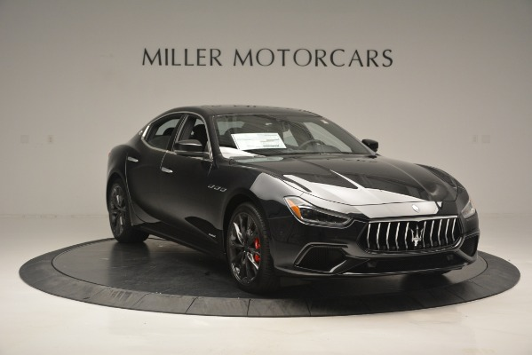 New 2019 Maserati Ghibli S Q4 GranSport for sale $64,900 at Rolls-Royce Motor Cars Greenwich in Greenwich CT 06830 11