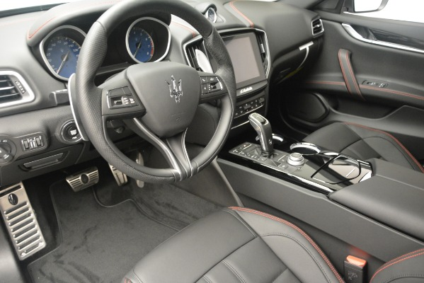 New 2019 Maserati Ghibli S Q4 GranSport for sale $64,900 at Rolls-Royce Motor Cars Greenwich in Greenwich CT 06830 13