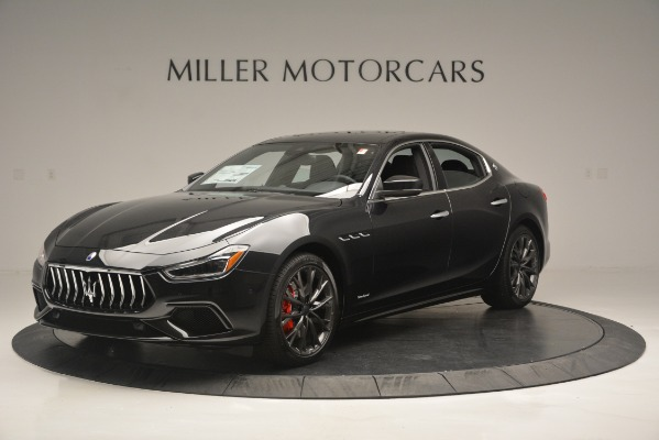 New 2019 Maserati Ghibli S Q4 GranSport for sale $64,900 at Rolls-Royce Motor Cars Greenwich in Greenwich CT 06830 2