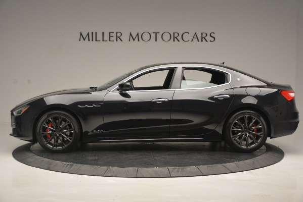 New 2019 Maserati Ghibli S Q4 GranSport for sale $64,900 at Rolls-Royce Motor Cars Greenwich in Greenwich CT 06830 3