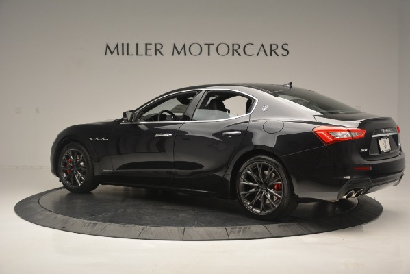 New 2019 Maserati Ghibli S Q4 GranSport for sale $64,900 at Rolls-Royce Motor Cars Greenwich in Greenwich CT 06830 4