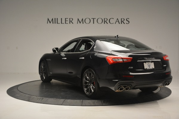 New 2019 Maserati Ghibli S Q4 GranSport for sale $64,900 at Rolls-Royce Motor Cars Greenwich in Greenwich CT 06830 5