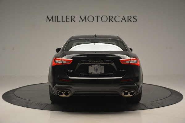 New 2019 Maserati Ghibli S Q4 GranSport for sale $64,900 at Rolls-Royce Motor Cars Greenwich in Greenwich CT 06830 6