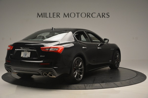 New 2019 Maserati Ghibli S Q4 GranSport for sale $64,900 at Rolls-Royce Motor Cars Greenwich in Greenwich CT 06830 7