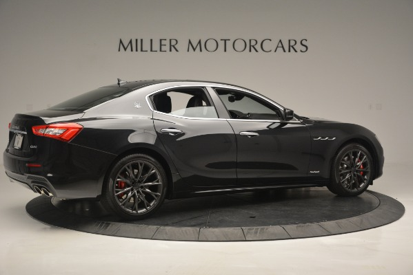 New 2019 Maserati Ghibli S Q4 GranSport for sale $64,900 at Rolls-Royce Motor Cars Greenwich in Greenwich CT 06830 8