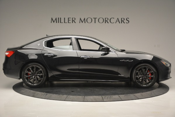 New 2019 Maserati Ghibli S Q4 GranSport for sale $64,900 at Rolls-Royce Motor Cars Greenwich in Greenwich CT 06830 9