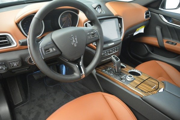 New 2019 Maserati Ghibli S Q4 GranLusso for sale Sold at Rolls-Royce Motor Cars Greenwich in Greenwich CT 06830 13
