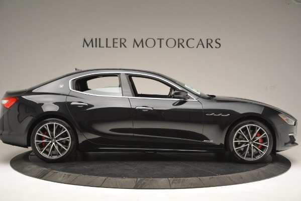 New 2019 Maserati Ghibli S Q4 GranLusso for sale Sold at Rolls-Royce Motor Cars Greenwich in Greenwich CT 06830 9