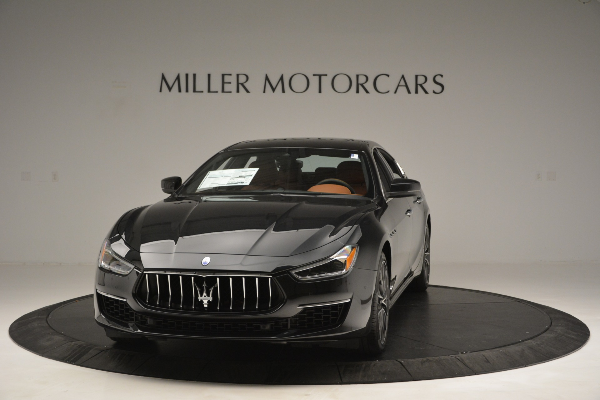 New 2019 Maserati Ghibli S Q4 GranLusso for sale Sold at Rolls-Royce Motor Cars Greenwich in Greenwich CT 06830 1